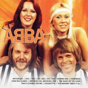 Abba - Icon Best Of Abba [Japan LTD CD] UICY-75240 (Abba Icon)