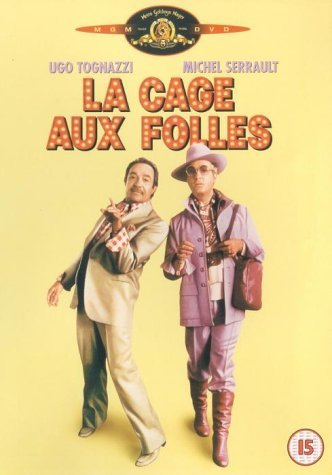 La Cage aux Folles [DVD] [1978] by Ugo Tognazzi: Amazon.es: Ugo ...