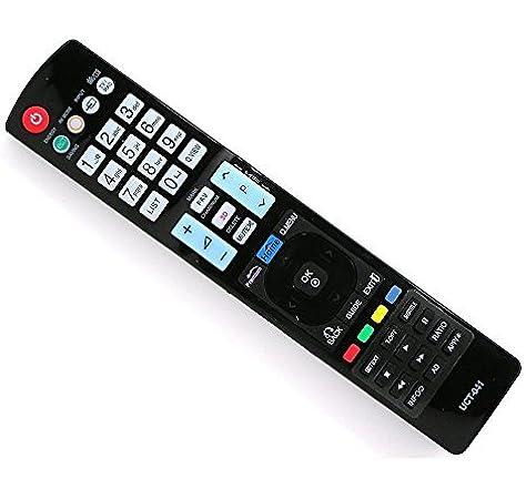 MANDO A DISTANCIA PARA LG TELEVISOR LCD DE PLASMA LED: Amazon.es: Electrónica