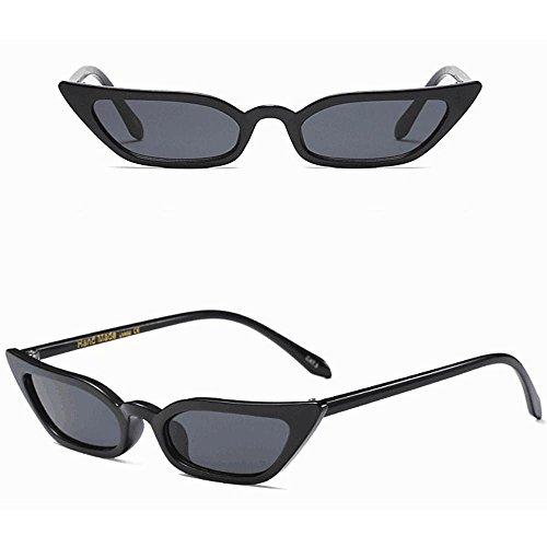 Eyewear Retro Ladies Women Luckuk Small Frame Uv400 Glasses ...