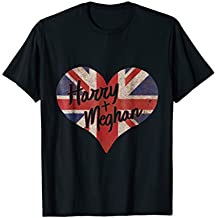Harry and Meghan Royal Wedding Love T-Shirt