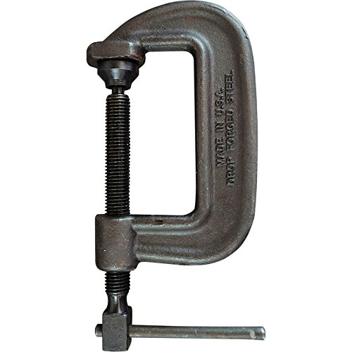 Bessey Tools Heavy-Duty C-Clamp Model Number B-110 10in
