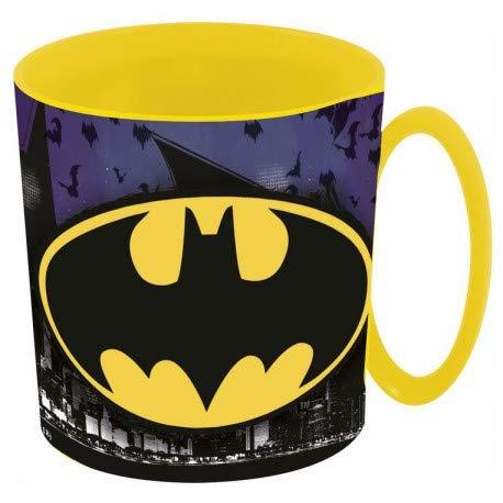 ALMACENESADAN 2108; Taza Apta para microondas Batman; 350 ml; no ...