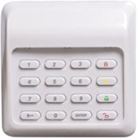 SABRE Wireless Keypad Control for WP-100 Wireless Home Security Burglar Alarm System - DIY EASY to Install