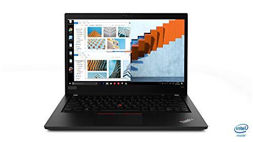 Lenovo ThinkPad T490 Black Notebook 35.6 cm (14″) 1920 x 1080 pixels 8th gen Intel® Core™ i5 8 GB DDR4-SDRAM 256 GB SSD Windows 10 Pro