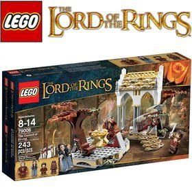 Lego 79006Lord Rings 006 79 Of Conference The Elrond HEID29