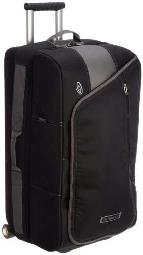Timbuk2 20-Inch Co-Pilot Luggage Roller 2013, Black/Black/Black, Small
