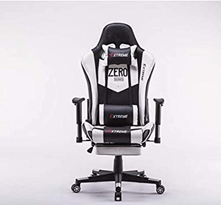Outstanding Extreme Pro Gaming Chair White Buy Online At Best Price Theyellowbook Wood Chair Design Ideas Theyellowbookinfo