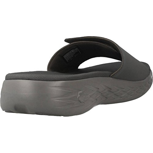 Skechers 600-55355 On-The-Go Men's Slide Sandal Grey NfREry