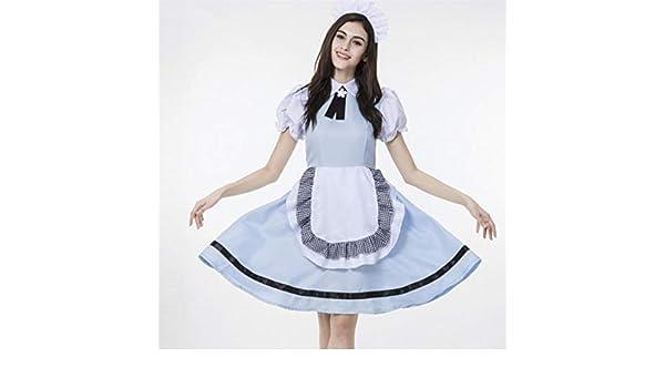 No logo Disfraz de Camarera Oktoberfest para Mujer, Disfraz de ...