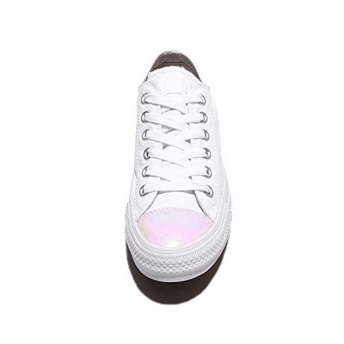 Blanc All Converse Ox Femme Baskets Mode Star Aqqw6rY