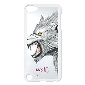 Ipod Touch 5 Phone Case THE WOLF WTW622598