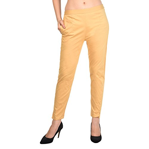PAMO Women's Regular Fit Trouser