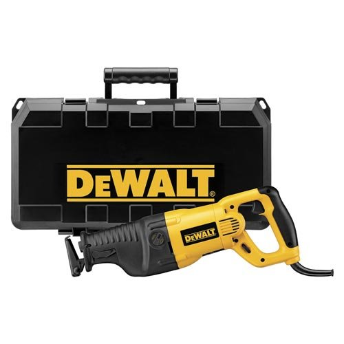 DEWALT DW311KR Heavy-Duty 13-Amp Reciprocating Saw (Renewed)