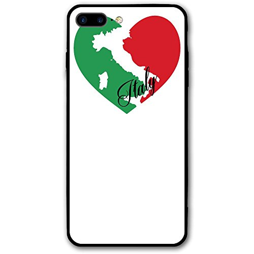(ZXM Italia Italy Italian Flag Iphone 8 Plus IPhone6 7 Phone Case)