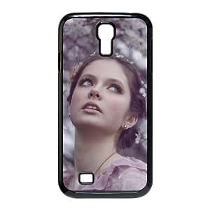 Samsung Galaxy S 4 Case, spring beauty 2 Case for Samsung Galaxy S 4 Black