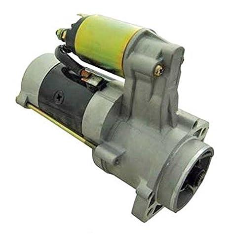 Nuevo motor de arranque compatible con modelo europeo Kia Sorento 2.5L CRDi (modelos 2002 - 06 tm000 a23601: Amazon.es: Coche y moto