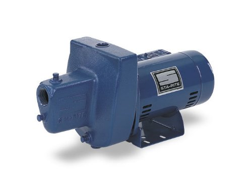 Pump Sta 230v Rite (STA-Rite SNC-L Shallow Well Jet Pump 1/2HP 115/230V)