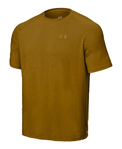 Under Armour Men's Tactical Tech, Army Brown/Clear, X-Large