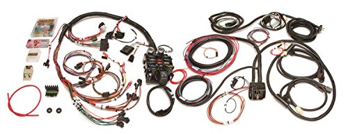 Painless Wiring 10150 76-86 Jeep(factory Repl) Harness 21 Circuit