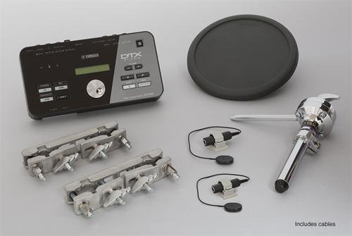 yamaha dtx electronic drum set - 4
