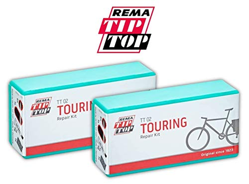 Rema Tip Top TT02 Touring Tube Puncture Repair Kit, Large - Two (2) Pack by Rema Tip Top (Image #3)