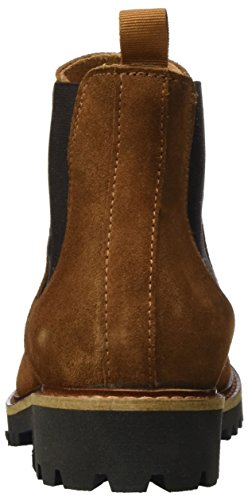 Ik Houd Van Snoepjes Damen 13,572 Suede-n Ela Chelsea Boots Braun (cognac)
