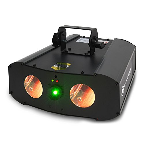 American DJ Galaxian Gem IR | DMX dual effect in one. LED &