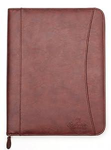 Amazoncom Professional Executive PU Leather Business Resume
