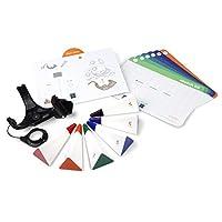 Wonder Workshop - Sketch Kit for Dash Robot For Kids 6+ - Free Programming Stem App - Visualize Your Code, Multicolor