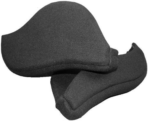 Crutch Pad Set - Black