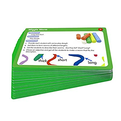 Junior Learning 50 Measure Activities: Toys & Games