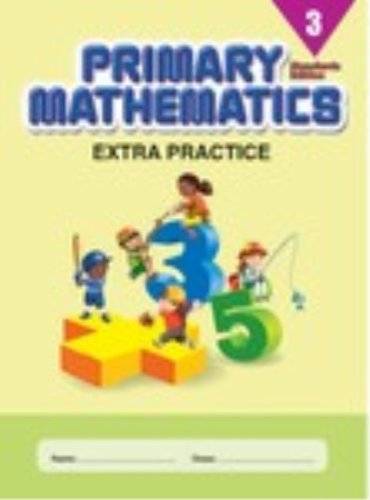 Primary Mathematics Extra Practice, Level 3 (Standards Edition) ebook