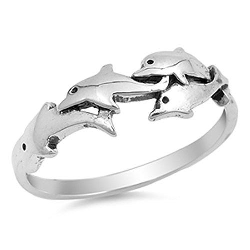 Dolphin Rings - 1