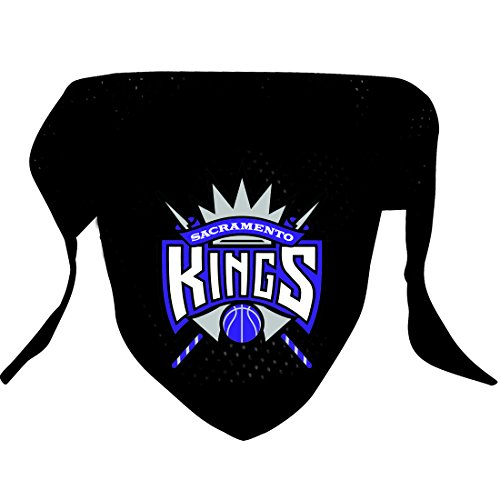 Hunter MFG Sacramento Kings Mesh Dog Bandana, Small