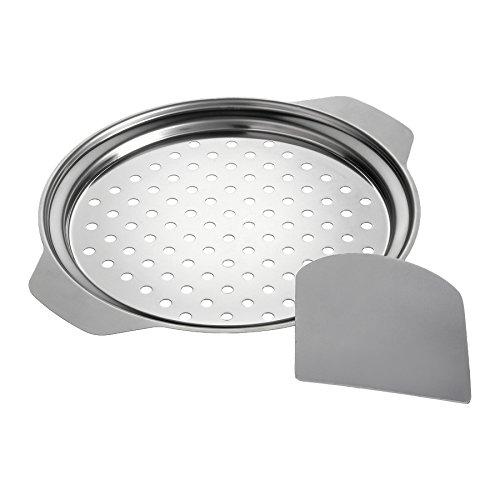 Spatzle Lid & Scraper in Stainless Steel Westmark 61112240