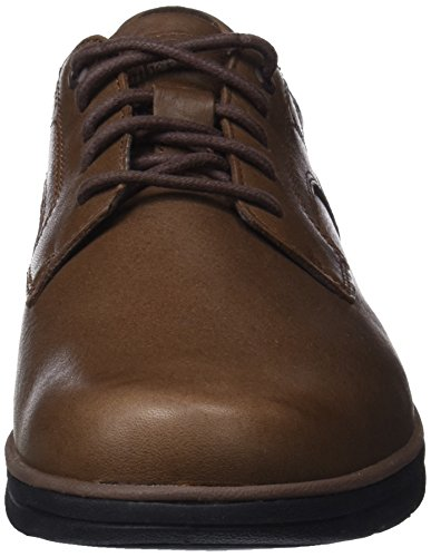 Collar Timberland para Soil Hombre Potting Marrón Bradstreet Padded Oxford Sensorflex Escape Cordones Zapatos de Eq4qC7w