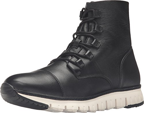 Cole Haan Mens Zerogrand Cap Toe Boot Nero