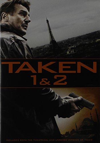 DVD : Taken 1 & 2 (Widescreen)