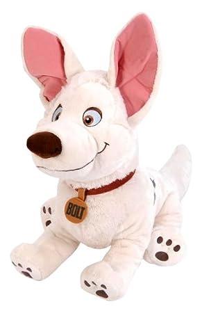 Giochi Preziosi 70707791 – Disney s Bolt perro de peluche, ...