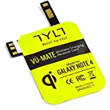 TYLT VU Mate Qi Wireless Charger Receiver for Samsung Galaxy Note 4