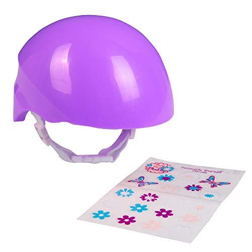 Dress Along Dolly Doll Bike Helmet for American Girl and 18