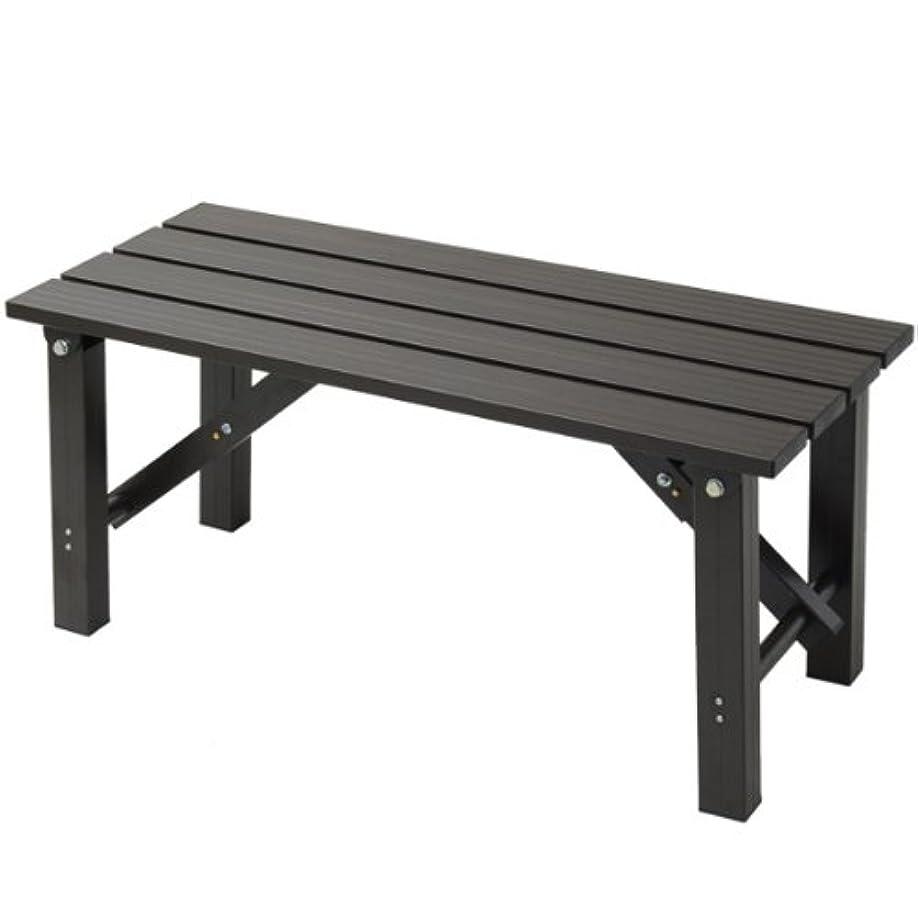 してはいけません羨望オーク山善(YAMAZEN) ガーデンマスター アルミガーデンテーブル&チェア 3点セット