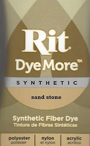 Rit Dyemore Cable de tinte – color=arena piedra: Amazon.es ...