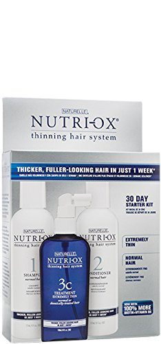 Nutri-Ox Sally Beauty Starter Kit for Extremely Thin Normal Hair