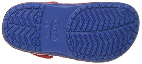 Pictures of Crocs Boys' CB FL Captain America CLG 205019 Blue Jean 7