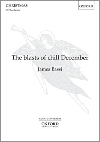 The Blasts of Chill December: Vocal Score