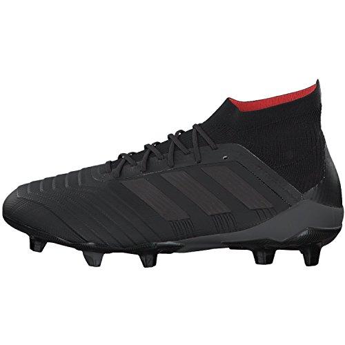Degli Uomini Di Adidas Predator Scarpe Da Calcio 18.1 Fg Nero (cblack / Cblack / Reacor Cblack / Cblack / Reacor)