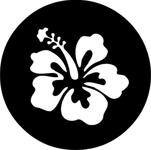 tire cover flower - 2