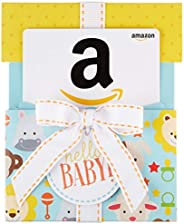 Amazon.ca Gift Card in a Hello Baby Reveal